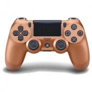 دسته PS4 مسی DualShock 4 Copper New