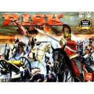 بازی فکری دورهمی ریسک strategic conquest