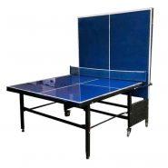 میز پینگ پونگ شیشه ای چرخدار