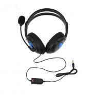 هدست p4 gaming headset