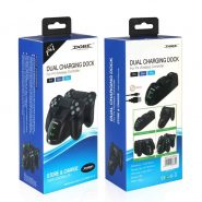 شارژر دسته DOBE Fast Charging Dock Dual Charger PS4