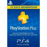 اکانت پلاس ۱۴ روزه پلی استیشن PlayStation Plus