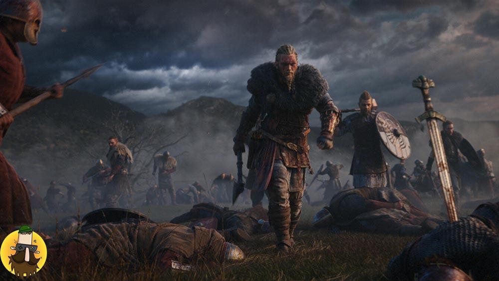 اکانت قانونی بازی Assassins Creed Valhalla
