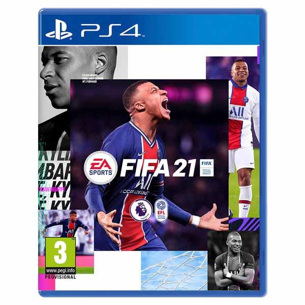 دیسک بازی فیفا FIFA 21