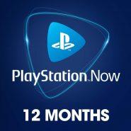 اکانت 12 ماهه PlayStation Now