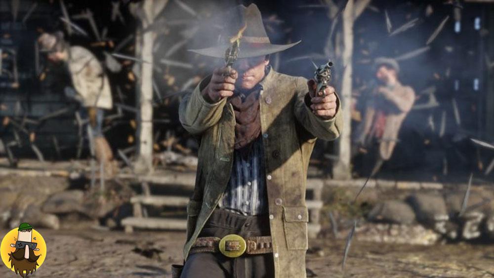 اکانت قانونی بازی Red Dead Redemption 2