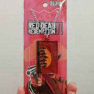 گردنبند طرح Red Read 2