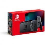 خرید کنسول بازی نینتندو سوییچ خاکستری Nintendo Switch with Grey Joy-Con New Series