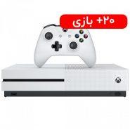 خرید Xbox One S کپیخور شده با ظرفیت یک ترابایت