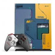 خرید ایکس باکس وان ایکس نسخه Cyberpunk 2077 Limited Edition یک ترابایت
