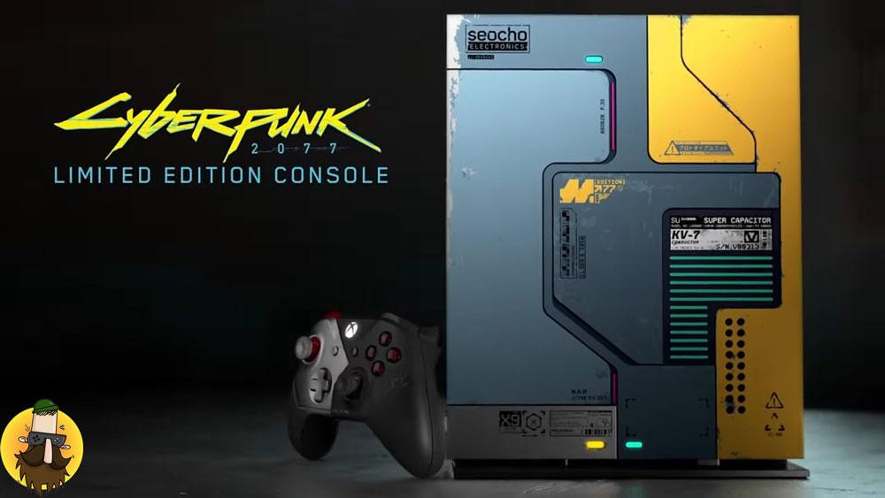 Cyberpunk 2077 Limited Edition