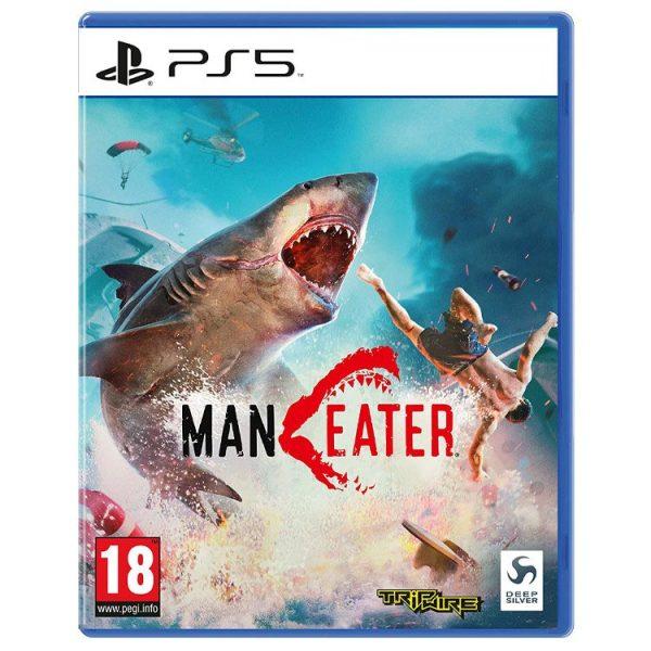 بازی Maneater برای PS5