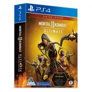 بازی Mortal Kombat 11 Ultimate نسخه Limited برای PS4