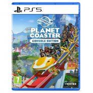 بازی Planet Coaster نسخه PS5