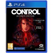 بازی Control نسخه Ultimate برای PS4
