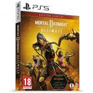 بازی Mortal Kombat 11 نسخه Ultimate Limited Edition برای PS5