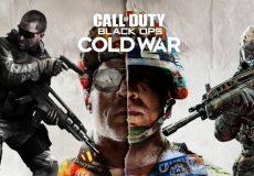 بخش های مختلف بازی Call of Duty: Black Ops Cold War