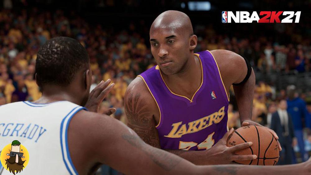 خرید بازی NBA 2k21 برای PS5