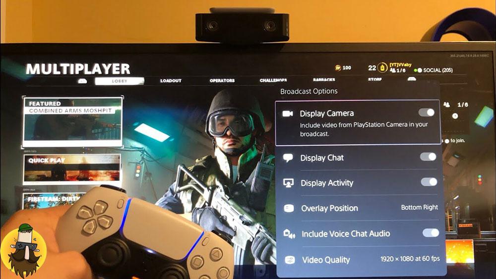 دوربین پلی استیشن PlayStation 5
