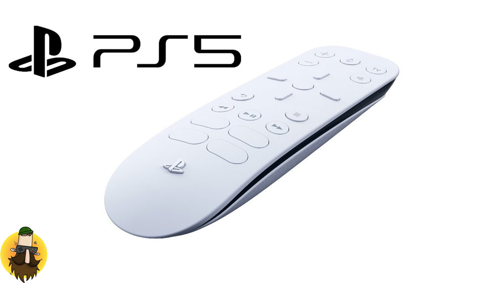 Sony PS5 Media Remote Control