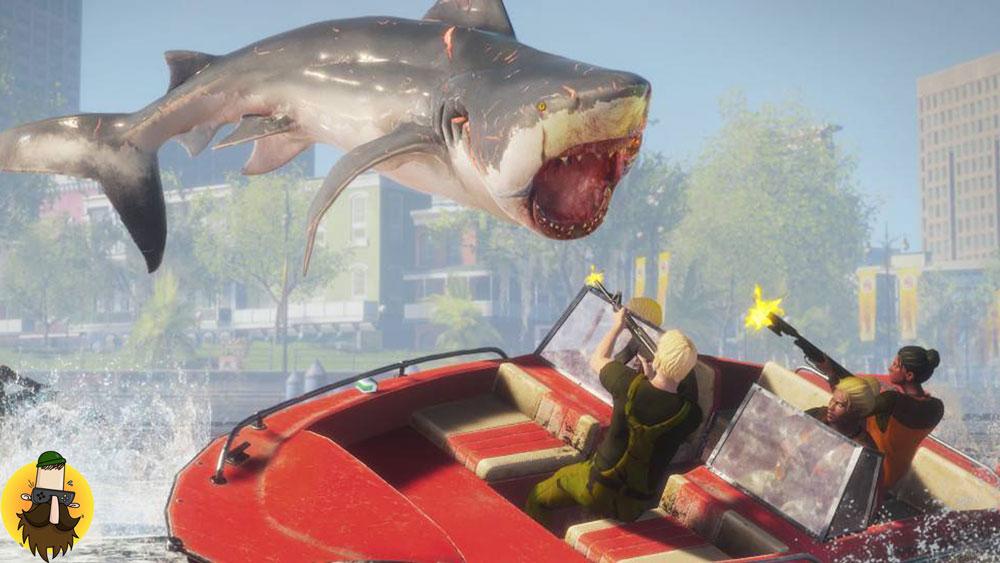 اکانت قانونی بازی Maneater برای PS5