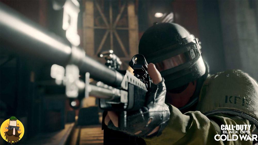 بازی Call Of Duty Cold War