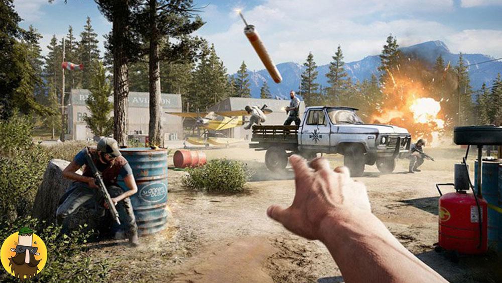 اکانت قانونی بازی Far Cry 5
