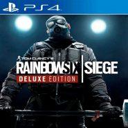 خرید اکانت قانونی Rainbow Six Siege Deluxe Edition