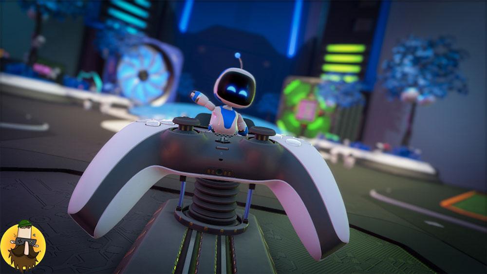 بازی Astro's Playroom برای PS5