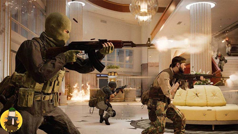 بازی Call of Duty Black Ops: Cold War برای PS5