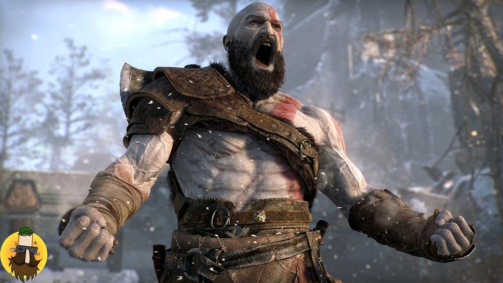 بازی God of War برای PS5