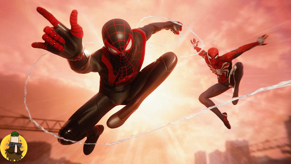 بازی Spider-Man: Miles Morales برای PS5