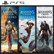 Assassin Creed Bundle ps5