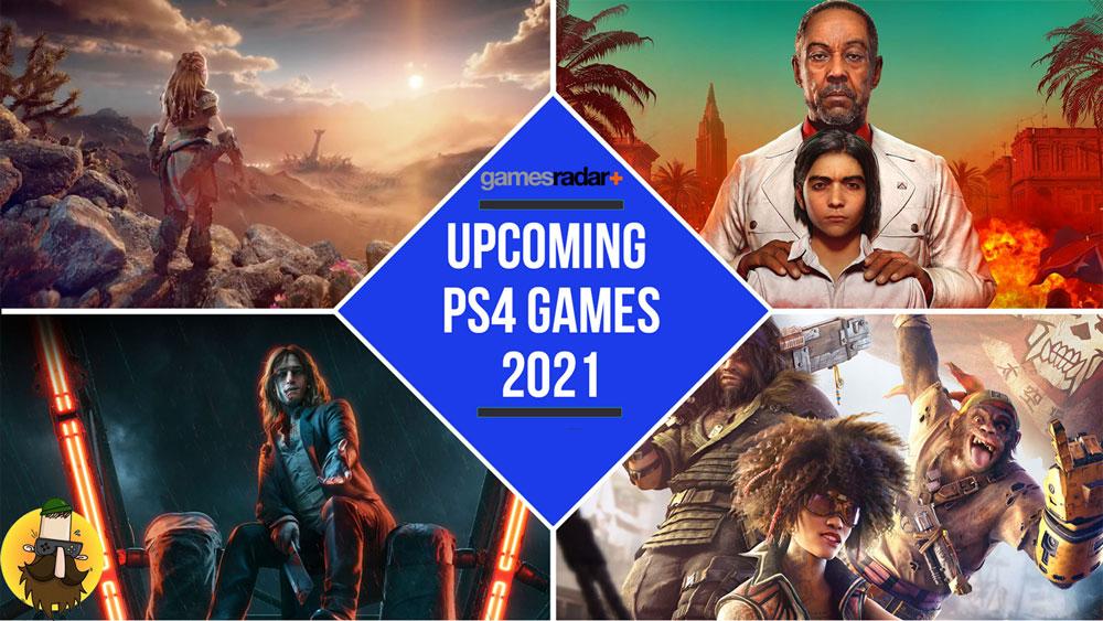 بهترین بازی های سال 2021 برای PS4
