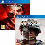 اکانت قانونی Call of Duty Black Ops Cold War به همراه اکانت قانونی Tekken 7