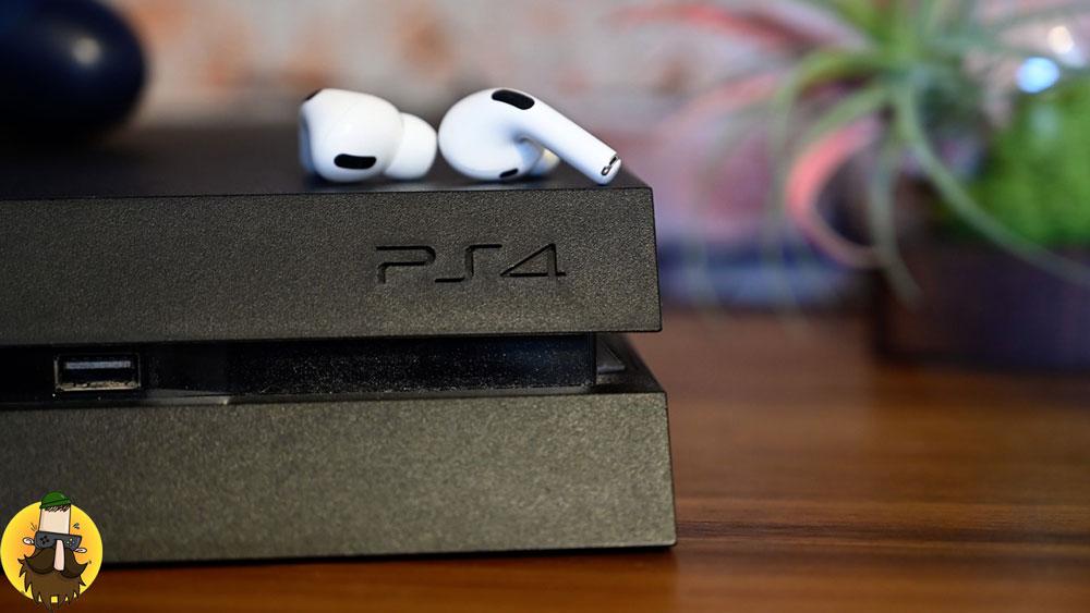 چگونه ایرپاد رو به PS4 وصل کنیم