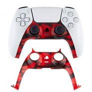 روکش دسته Controller Style Mod Pack PS5 قرمز ارتشی