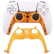روکش دسته Controller Style Mod Pack PS5 نارنجی روشن