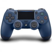 دسته PS4 سرمه ای DualShock 4 Midnight Blue