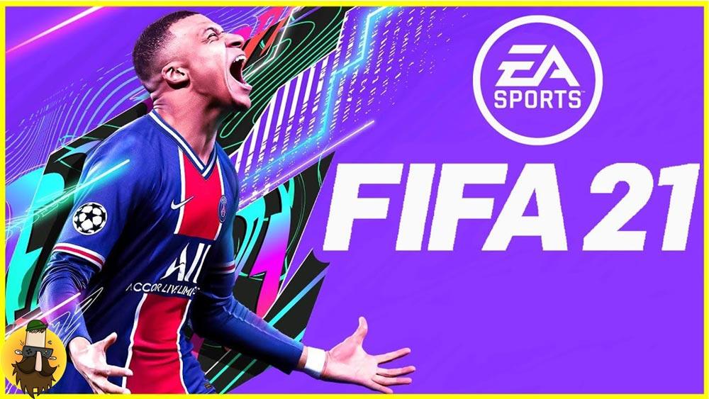بازی FIFA 21 (PS4)
