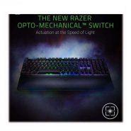 کیبورد مکانیکی بازی ریزر مدل Huntsman Elite- Clicky Opto-mechanical Switch