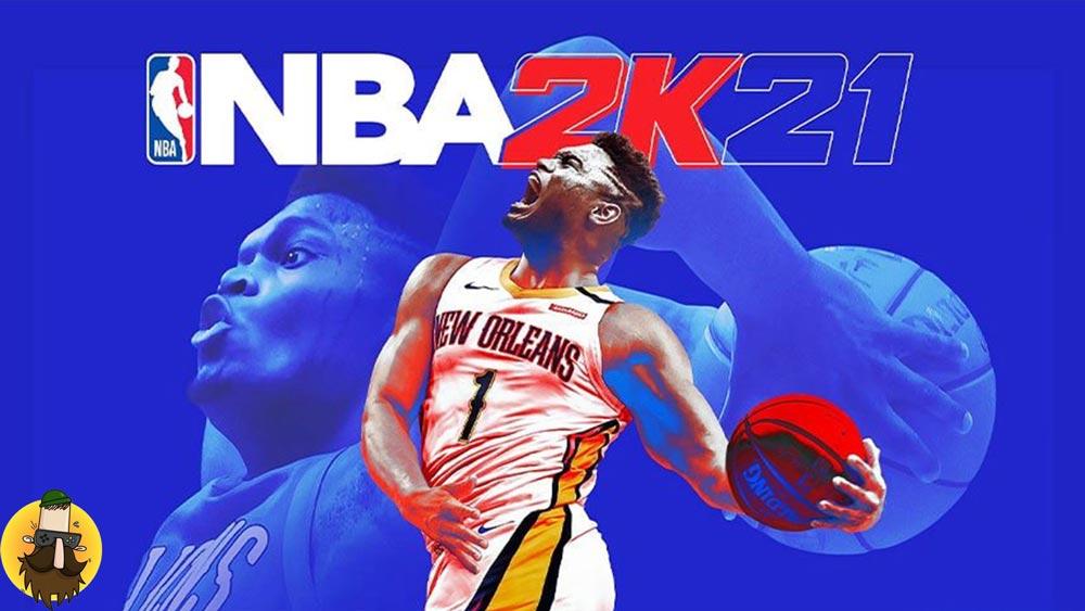 بازی NBA2K21 برای ps5