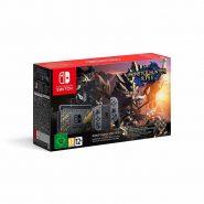 نینتندو سوییچ باندل بازی Nintendo Switch Monster Hunter Rise