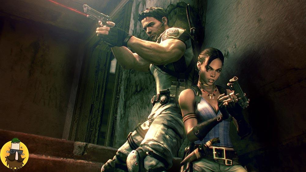 بازی Resident Evil 5