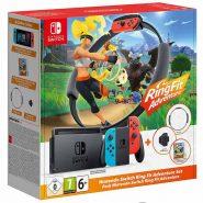 نینتندو سوییچ باندل بازی Nintendo Switch Ring Fit Adventure