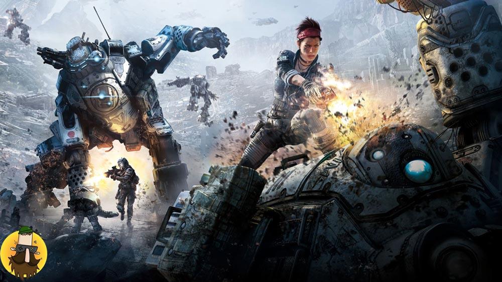 بازی Titanfall 2 (PS4)