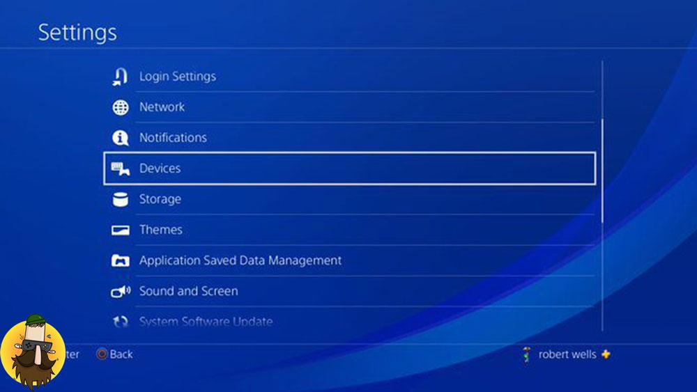 اتصال هدست به PS4