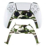 روکش دسته Controller Style Mod Pack PS5 سبز ارتشی