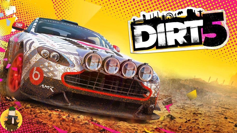 بازی Dirt 5 برای پلی استیشن 5