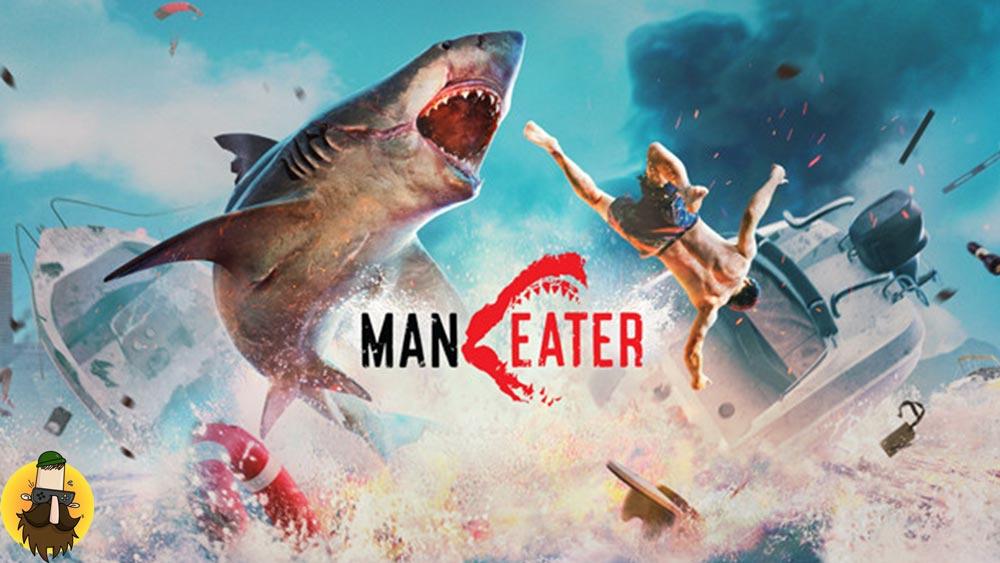 دیسک بازی maneater